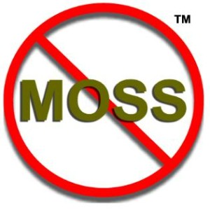 No Moss logo