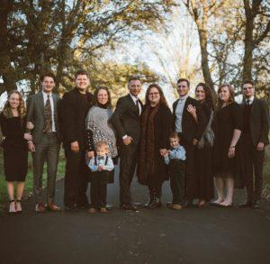 Lombardo Family 2017